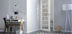 Spelen met glasvlakverdeling en lijnpatronen -> wees jouw eigen designer. Frame your Life! Arne & Bodil binnendeuren, exclusief verkrijgbaar bij KARWEI