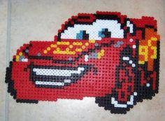 Perles Hama : Cars