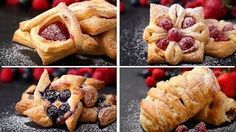 Here Are Four Ways To Make Incredibly Beautiful Desserts With Puff Pastry