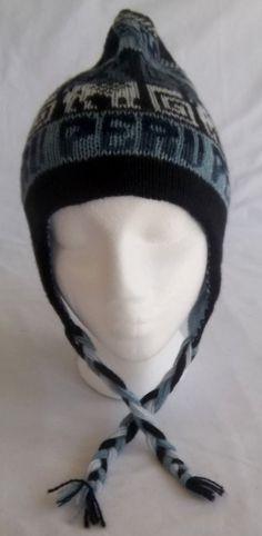 32e1b5b9576 Tribal Boho Ethnic Peruvian Hat