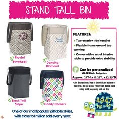 """Join my """"lucastotes VIP"""" group on Facebook for specials, give-aways, bundles, and outlet sales! www.mythirtyone.com/lucastotes"""