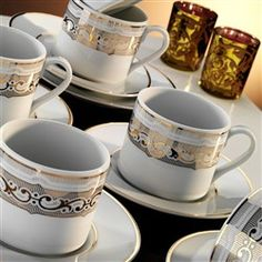 drink your turkish coffee with style