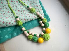 Remember the colors of Summer by Anita Micaelle on Etsy