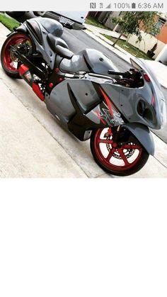 Hyabusa Motorcycle, Suzuki Motorcycle, Custom Street Bikes, Custom Sport Bikes, Custom Hayabusa, Futuristic Motorcycle, Moto Cafe, Suzuki Hayabusa, Drag Bike