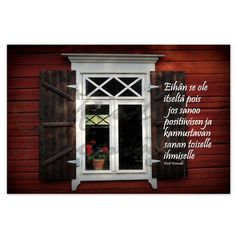 Finnish Words, Diy Presents, Happy Day, Wise Words, Messages, Outdoor Decor, Home Decor, Thoughts, Quotes
