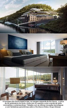 Douro 41 Hotel In Portugal | Hotels Portugal, Portugal And Iberian Peninsula Awesome Design