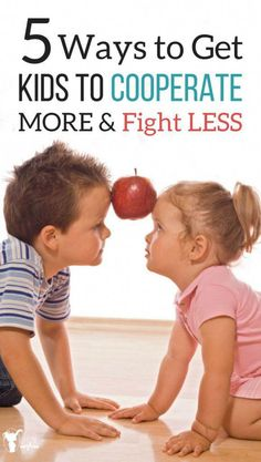 5 Ways to Get Kids to Cooperate More and Fight Less! - 5 Ways to Get Kids to Cooperate More and Fight Less! Positive Parenting Tools: 5 ways to get kids to cooperate more and fight less. Gentle Parenting, Parenting Advice, Kids And Parenting, Parenting Classes, Peaceful Parenting, Parenting Memes, Parenting Styles, Education Positive, Health Education