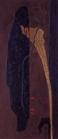 Clyfford Still (paintings, plastic arts, visual arts, fine arts, abstract expressionism)