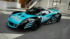 Carolina Panthers Car