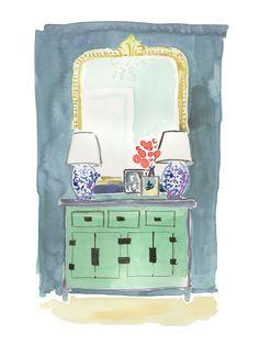 """Entry"" by Virginia Johnson"