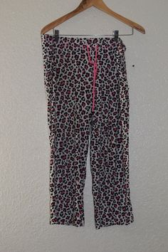 Just added Leopard Pajama Pa... to our Inventory! Check it out here: http://oceanside-flipping.myshopify.com/products/leopard-pajama-pants-unknown-size?utm_campaign=social_autopilot&utm_source=pin&utm_medium=pin  #Oceanside #OceansideCA #SanDiego #4Sale #Buy #Trade #Sell