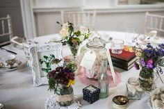 A Vintage Inspired, Rustic Summer Fete Style Wedding