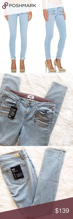 Spotted while shopping on Poshmark: • Paige • Edgemont Skinny Jeans! #poshmark #fashion #shopping #style #Paige Jeans #Denim