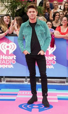 Niall at the iHeartradio Music Awards! ❤