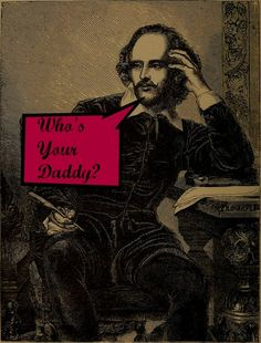 So what if the Bard had sired my son? That'd be awesome!