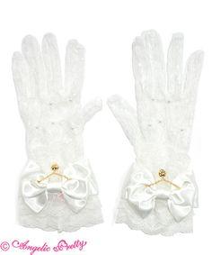 Angelic Pretty Lacy Princess手袋