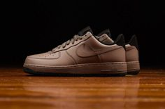 The Nike Air Force 1 Low Dark Mushroom Is Up For Grabs
