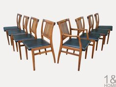 Available Soon..@...www.Oneandhome.com | Adrian Pearsall 2291-C Lounge Chair, Hans Wegner for Andreas Tuck Danish Teak Sewing Table, Mid-Century Modern Drexel Dining Chairs, Friedle Copper Starburst