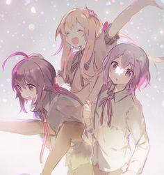 Namie-kun, Touken Ranbu, Midare Toushirou, Honebami Toushirou, Namazuo Toushirou, Puffy Sleeves