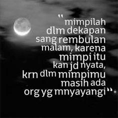 Kata Kata Ucapan Selamat Malam Mimpi