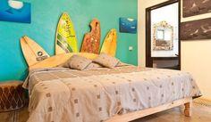 tête de lit surf