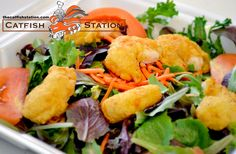 Catfish Station will be fryin' it up at the Houston Press Menu of Menus. The event will be held on April 17th at Silver Street Station. Purchase tickets to the event at www.menuofmenus.com. Use promocode: FOODIE for discounted tickets.