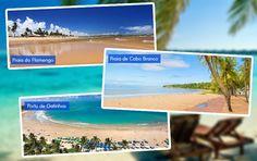 Viajar de carro pelo Nordeste é um dos melhores passeios no Brasil. Encante-se com as paisagens paradisíacas de Natal, Maceió, Recife, Salvador e muito mais
