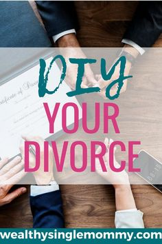 Filing for divorce doesn't have to be expensive. Here's how to file for DIY divorce online and save money and time. For couples who agree on most of the issues, going with DIY divorce papers is the best, most civilized way to amicably leave a marriage. Diy Divorce, Divorce Forms, Divorce Online, Divorce Papers, How To Divorce, Cheap Divorce, Divorce Quotes, Leadership Quotes, Herbs