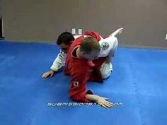 Kimura sweep ... variation of what we did in class