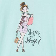 Dettaglio T-shirt in cotone: Il capo basic indispensabile in ogni guardaroba! #nuovacollezione #pe16 #girl #zgeneration
