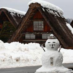funny snowman (by Kiyo Photography)