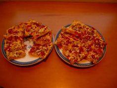 Rychlá pizza, bez kysnutia, Rýchlovky, recept   Naničmama.sk