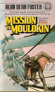 Mission To Moulokin - Alan Dean Foster