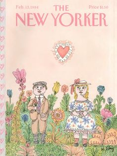 William Steig | The New Yorker Covers