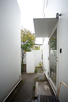 moriyama house - SANAA by Jon Reksten, via Flickr