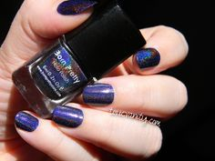 Born Pretty Store Holo 11 | Swatches y Review | Toxic Vanity