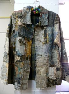 Boro jacket by indigo niche