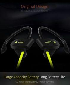 Bluetooth earphones wireless headphones sports headset XJ-500 universal 4.1 beat #MusicBeat