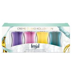 Fenjal Gift set - Bath Oil Collection #gifts #giftideas #birthday #mothersdayideas #sisters #christmas #christmasgifts #summer #beautiful #bathroom #fenjal #gotchyou #australian