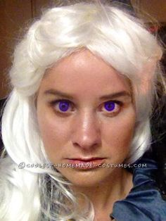 Elaborate Khaleesi – Queen of Dragons Costume...