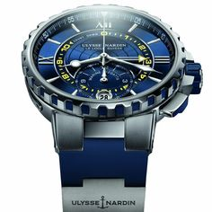 From Nautical to Naughty: Ulysse Nardin's New Regatta Timer and Hourstriker