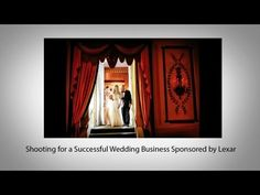 Shooting for a Successful Wedding Business - YouTube