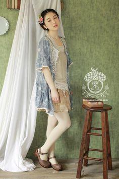 #mori, #Morikei, #forestgirl  http://item.taobao.com/item.htm?spm=a1z10.1.w1003-1780240495.11.nO63m4=18925929943=taobao_shop