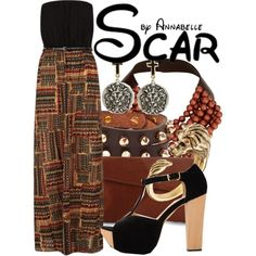 """Scar"" by annabelle-95 on Polyvore"