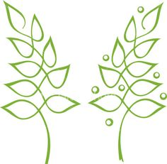 olive branch. my mother likes these, she mentioned it as a tattoo idea for me. idk but this design is pretty
