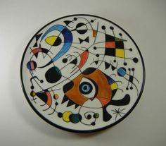 Resultado de imagen de ceramica miro
