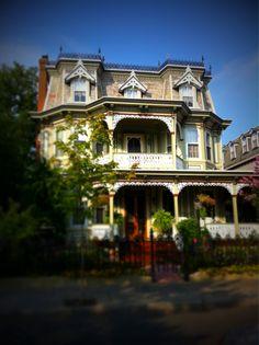 Victorian house  http://www.wentworthstudio.com/historic-styles/italianate