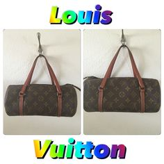 Authentic Louis Vuitton Papillon 26 This is a beautiful papillon bag. Over  all it s in. Poshmark 2bc9af757c