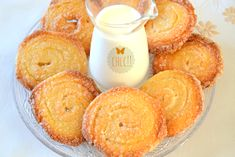 galletas-de-philadelphia No Bake Cookies, Yummy Cookies, Cake Cookies, Angel Cake, Healthy Cookies, Sin Gluten, Cookie Dough, Cookie Recipes, Food To Make