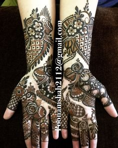 Cute Henna Designs, Arabic Bridal Mehndi Designs, Wedding Henna Designs, Rose Mehndi Designs, Stylish Mehndi Designs, Dulhan Mehndi Designs, Mehndi Design Pictures, Latest Mehndi Designs, Henna Mehndi